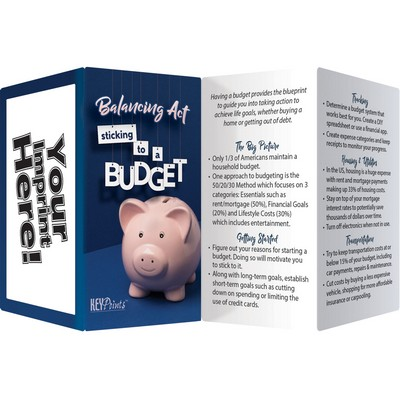 Key Points™ - Balancing Act Sticking To A Budget
