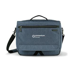 Samsonite Modern Utility Computer Messenger Bag - Blue Chambray