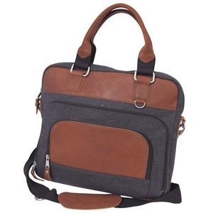 Canyon Outback Jonah Wool Briefcase